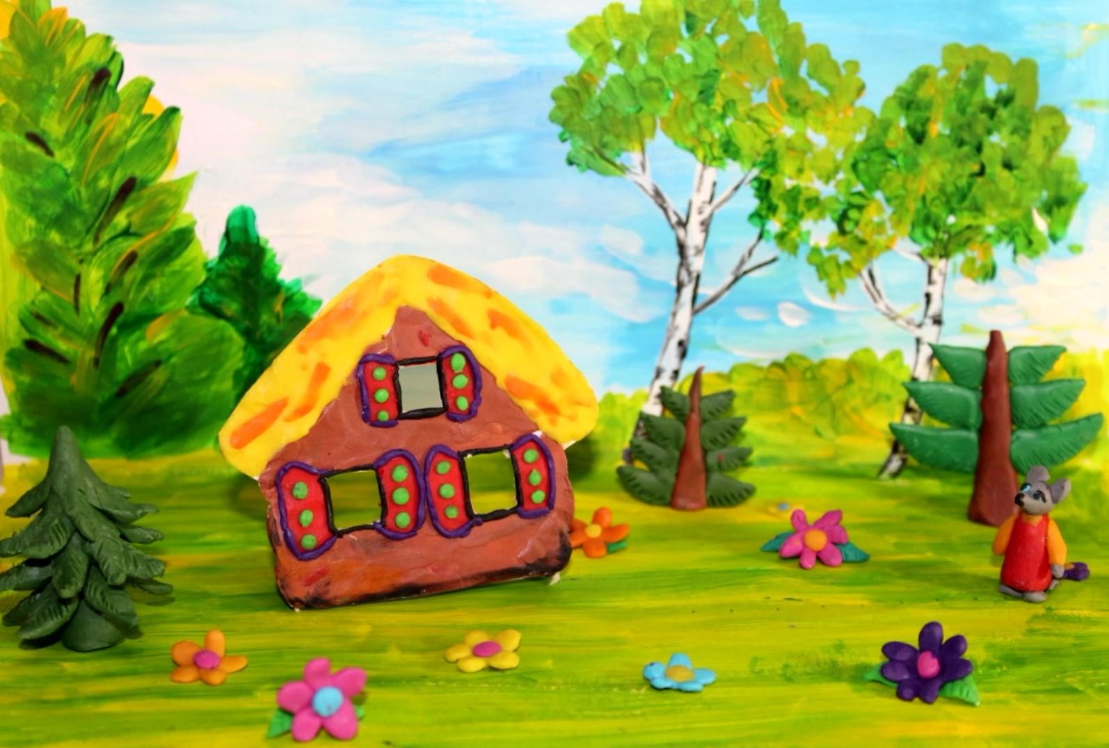 Тематическая подборка: Национальная коллекция мультфильмов детей дошкольного возраста